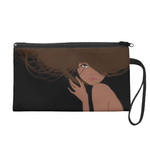 Hair and Beauty - Wristlet