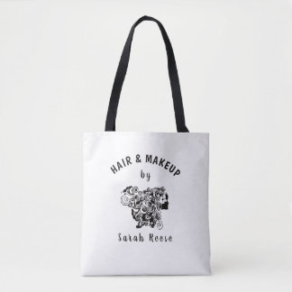 Hair And Makeup By Hair Stylist Beauty Salon Tote Bag