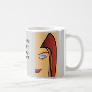 Hair Art Basic White Mug
