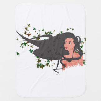 Hair Baby Blanket