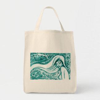 Hair Canvas Bag