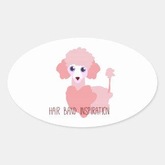 Hair Band Inspiration Sticker