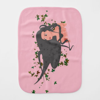 Hair Burp Cloth