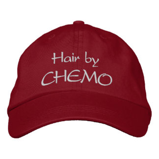 Hair by CHEMO Hat Embroidered Baseball Caps