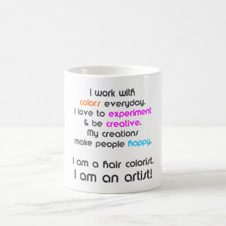Hair Colourist Mug