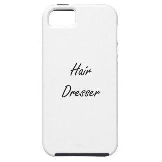 Hair Dresser Artistic Job Design iPhone 5 Cover