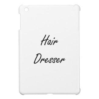 Hair Dresser Artistic Job Design Cover For The iPad Mini