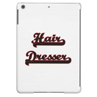 Hair Dresser Classic Job Design Cover For iPad Air