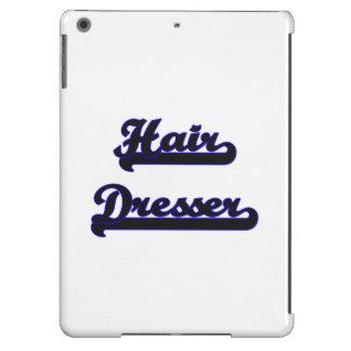 Hair Dresser Classic Job Design iPad Air Cases