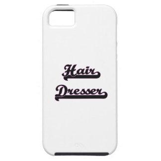 Hair Dresser Classic Job Design iPhone 5 Case