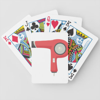Hair Dryer Bicycle Playing Cards