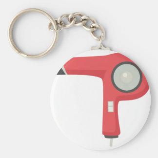 Hair Dryer Keychain