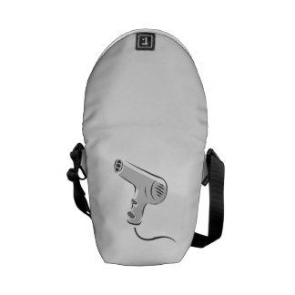 Hair Dryer Courier Bag