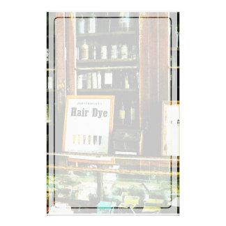 Hair Dye Stationery