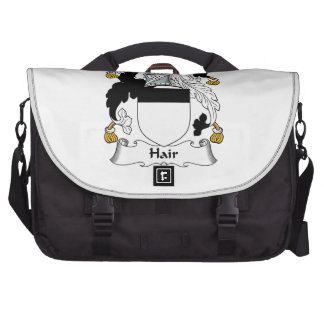 Hair Family Crest Bags For Laptop