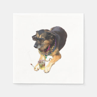 Hair of the Dog Custom Paper Napkin