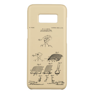 Hair retaining comb - Mary Carpenter, Inventor Case-Mate Samsung Galaxy S8 Case