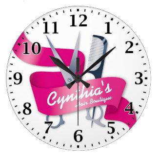 Hair Salon Decorative Wall Clock