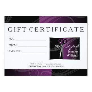 Hair Salon gift cards