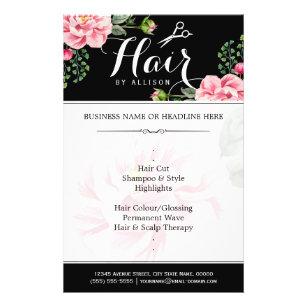 Hair Salon Flyers Zazzle Ca