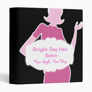 Hair Salon Style Binder
