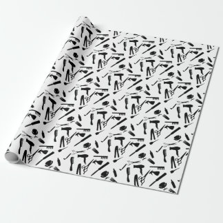 Hair Salon Tools | Wrapping Paper