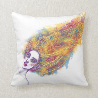 Decorative Pillows Makeup : Makeup Artist Pillows - Makeup Artist Throw Pillows Zazzle