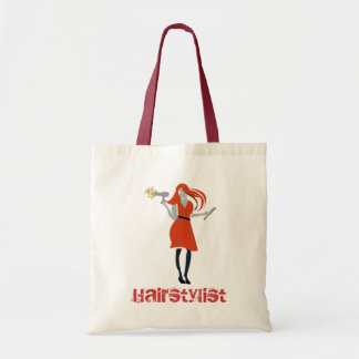 Hair Stylist beauty Salon & Spa Tote Bag