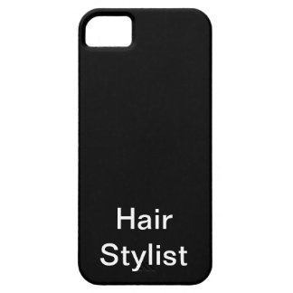 Hair Stylist Case For The iPhone 5