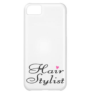Hair Stylist Cover For iPhone 5C