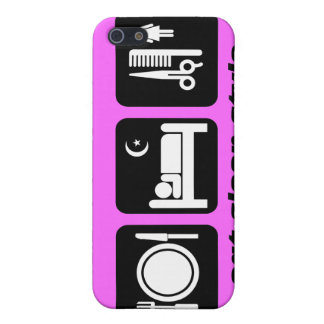 hair stylist iPhone 5/5S covers