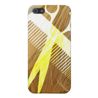 Hair Stylist iPhone 5 Cover