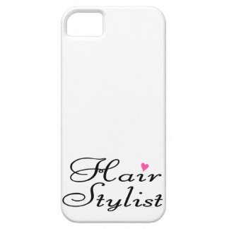 Hair Stylist iPhone 5 Covers