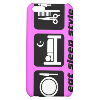 hair stylist iPhone 5C cases