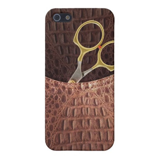Hair Stylist iPhone 5 Cases