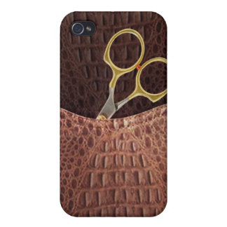 Hair Stylist iPhone 4/4S Cover