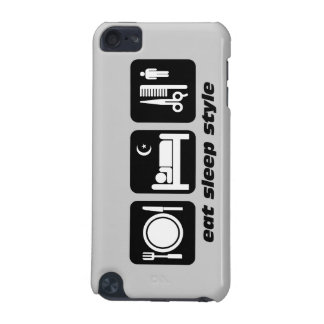 hair stylist iPod touch 5G covers