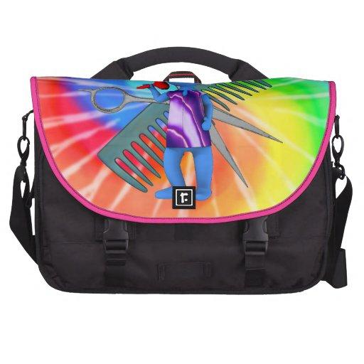 Hair Stylist Commuter Bag