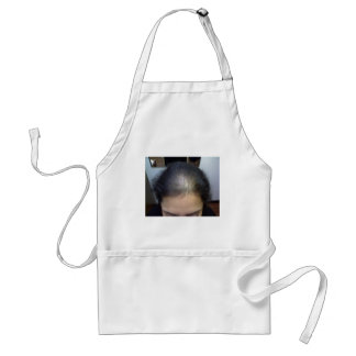 Hair T Adult Apron