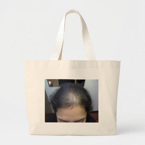 Hair T Canvas Bags