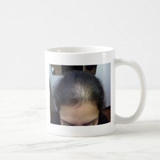 Hair T Basic White Mug