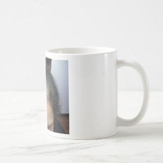 Hair T Classic White Coffee Mug