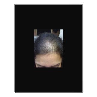 Hair T Flyer Design