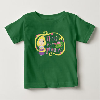Hair to the Throne Baby T-Shirt