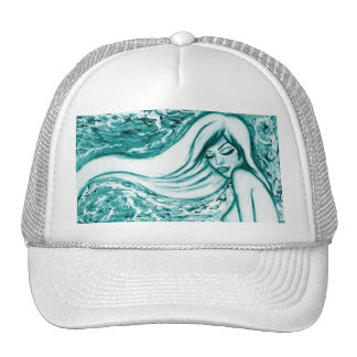 Hair Trucker Hat