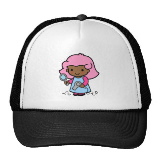 Hairdresser 1 trucker hat