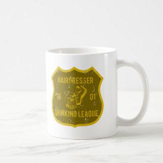 Hairdresser Drinking League Coffee Mug