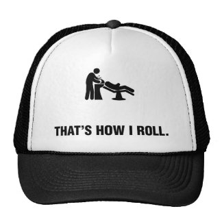 Hairdresser Mesh Hats