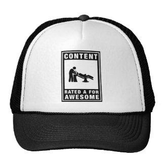 Hairdresser Trucker Hat