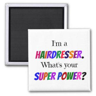 Hairdresser Humor Magnet
